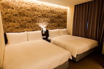ゴールデン パシフィック ホテル (香富大飯店)