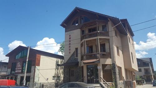 Amadeus Hotel, Borjomi
