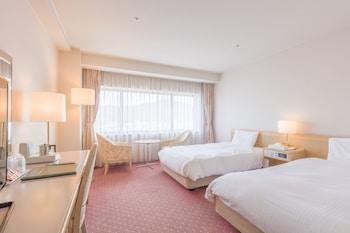ツインルーム|24㎡|センチュリー プラザ ホテル