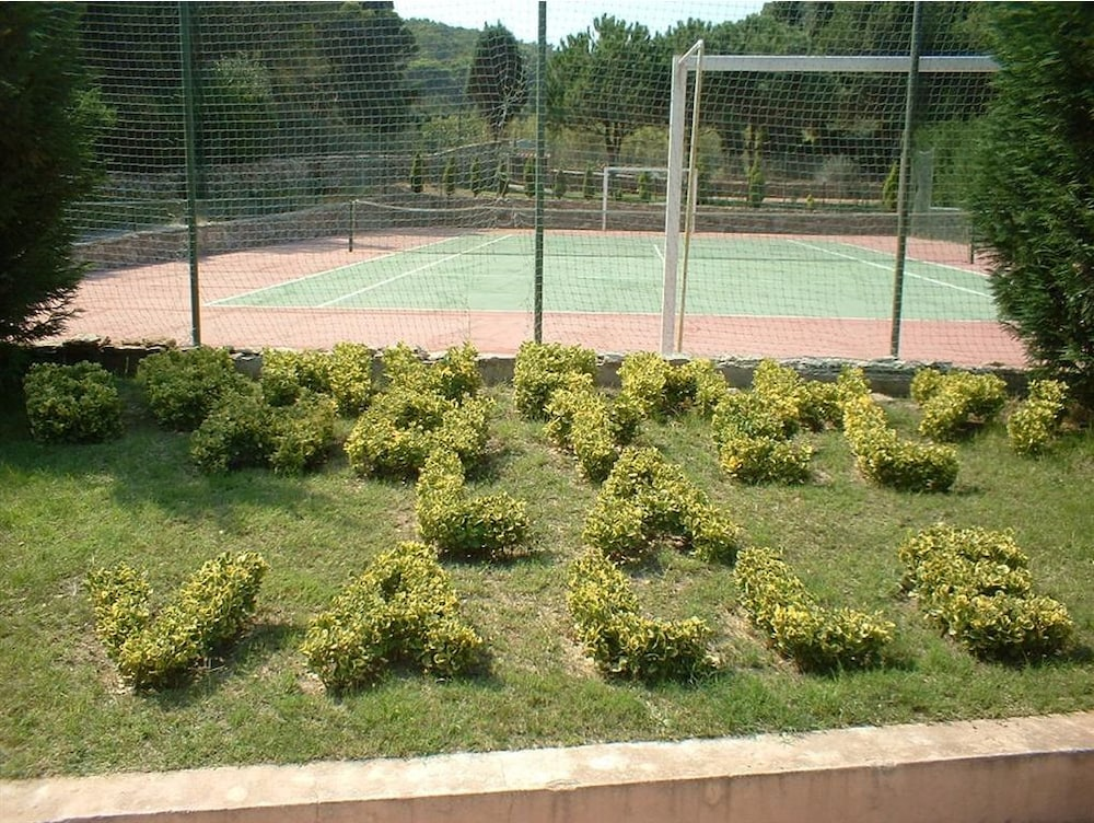 Tennis and Basketball Courts 14 of 41