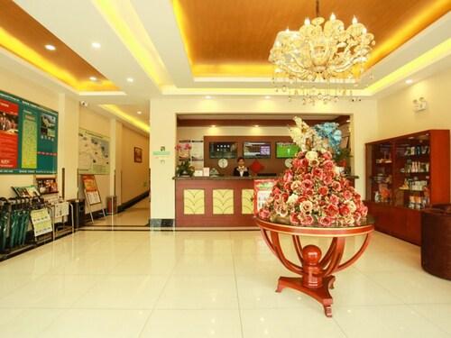 . GreenTree Inn YanTai FuShan District YongDa Street Express Hotel