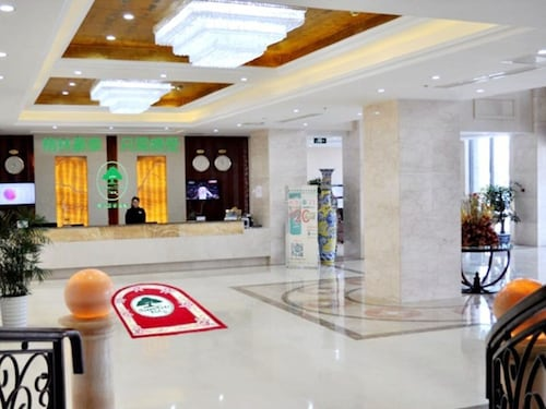 GreenTree Inn YanCheng West Bus Station Hotel, Yancheng