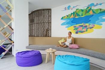 HOTEL COVO Lobby Lounge