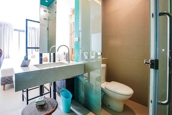 HOTEL COVO Bathroom