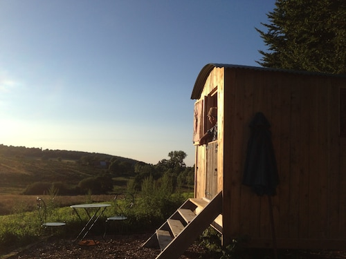 Green Tree Glamping, Manche