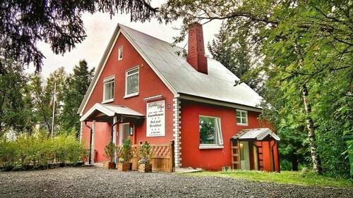 Olga Guesthouse, Austur-Hérað