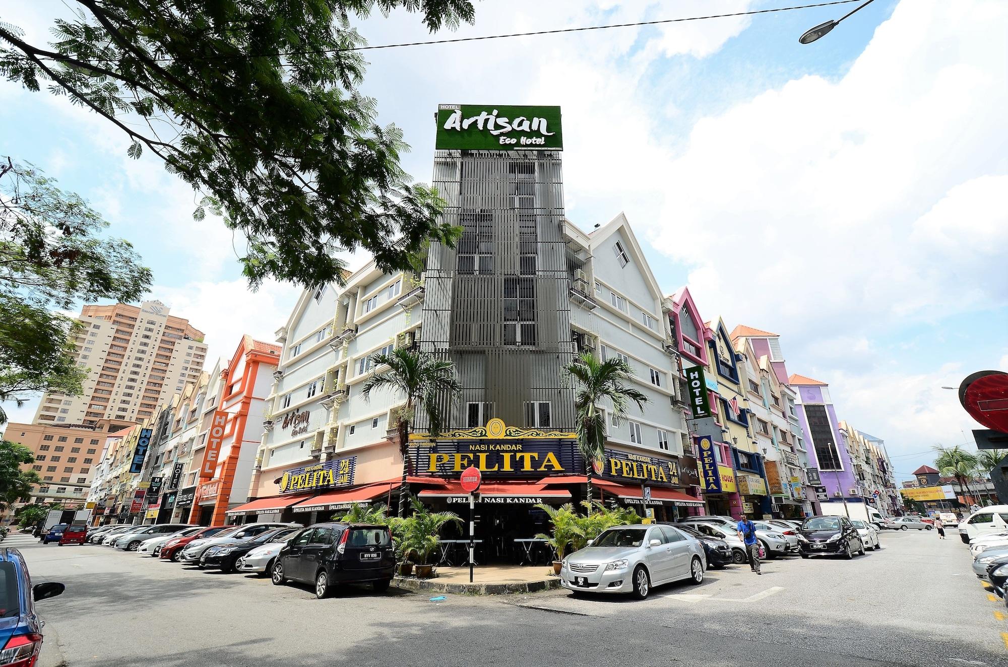 Artisan Eco Hotel, Kuala Lumpur