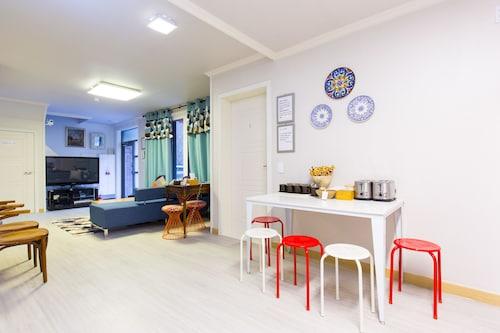 OH! BLUE Guesthouse - Hostel, Seodaemun