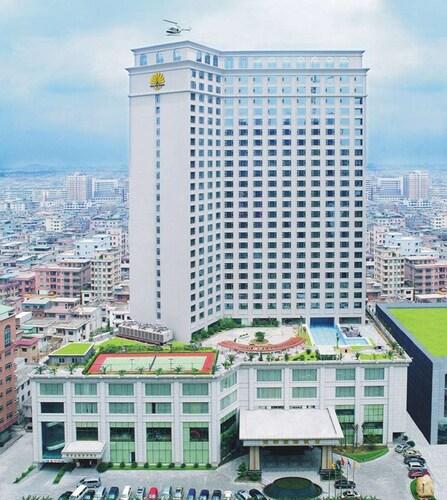 . Dongguan Huihua International Hotel