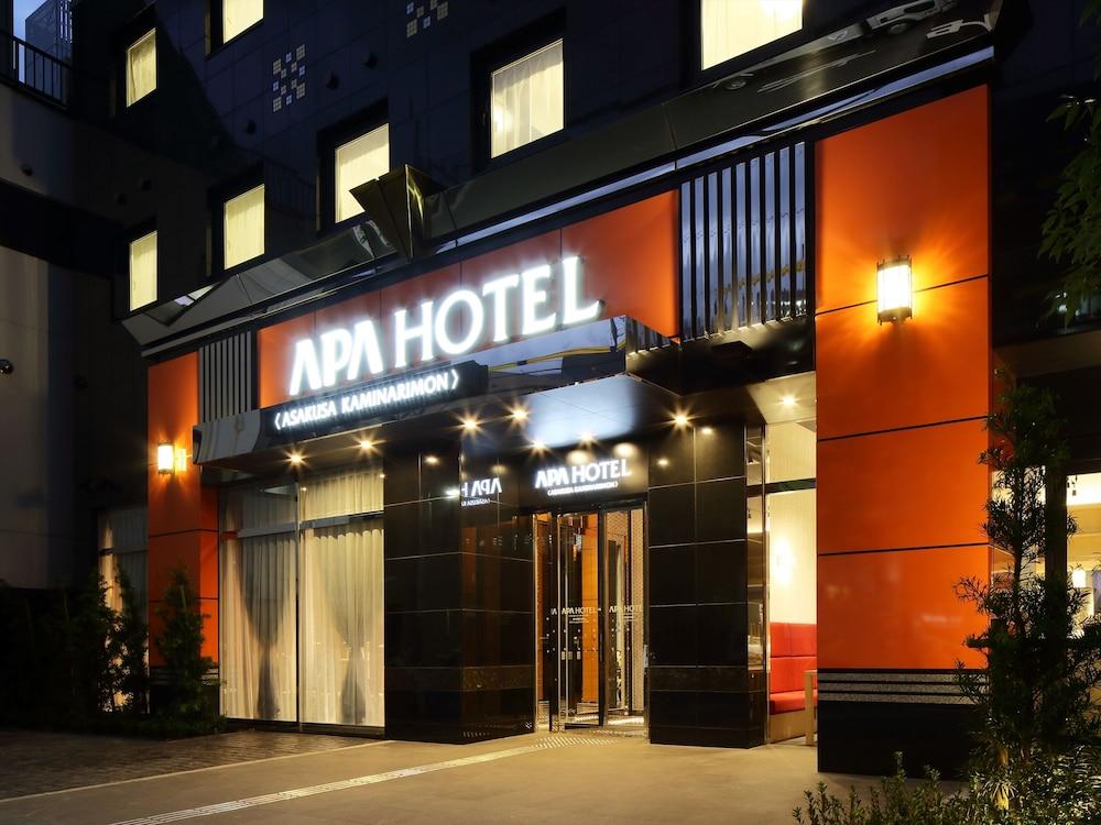 アパホテル〈浅草 雷門〉