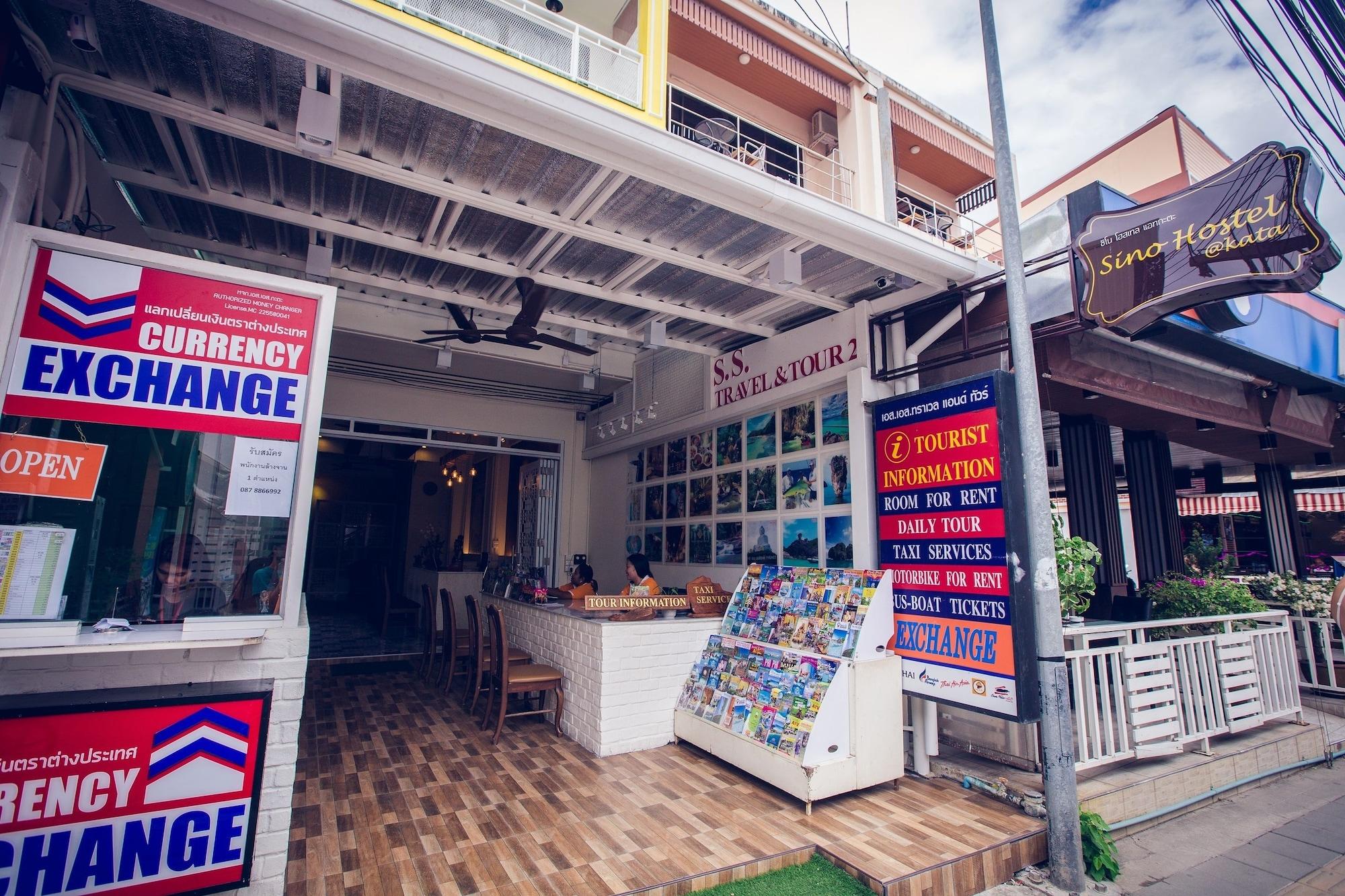 Sino Hostel Kata, Pulau Phuket