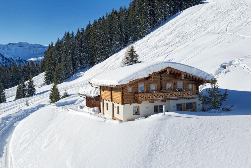 Alpine Premium Chalet Wallegg-Lodge
