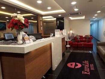 ユーロ ライフ ホテル KL セントラル