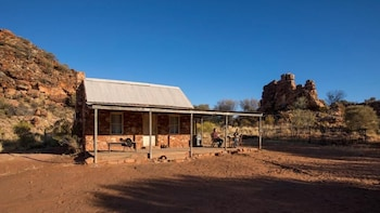 Ooraminna Station Homestead