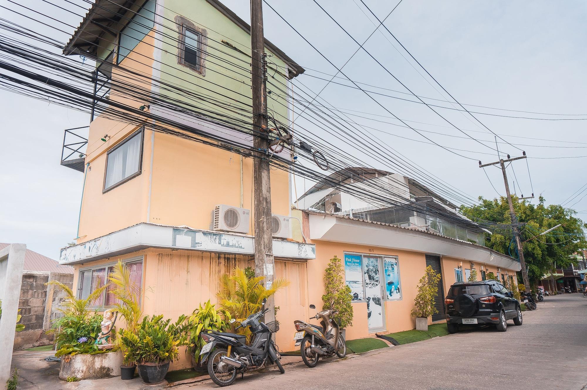 The Pink Homes, Ko Phangan