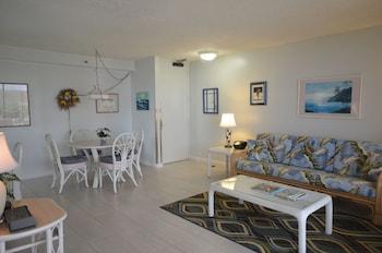 Hotel - Waikiki Banyan #2513 by RedAwning
