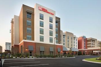 伯明罕市中心希爾頓花園飯店 Hilton Garden Inn Downtown Birmingham
