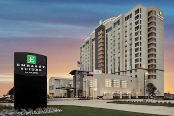 休士頓西凱蒂希爾頓大使套房飯店 Embassy Suites by Hilton Houston West - Katy