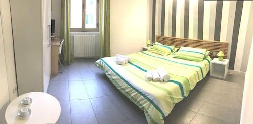 . St Peter Apartment in Vatican