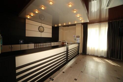 Premier Hotel, Novousmanskiy rayon