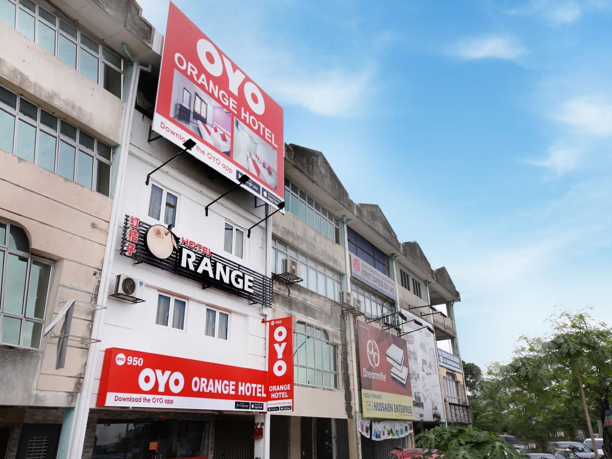 OYO 950 Orange Hotel, Klang