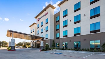 西佳休士頓北部 I-45 套房飯店 Best Western Plus Houston I-45 North Inn & Suites