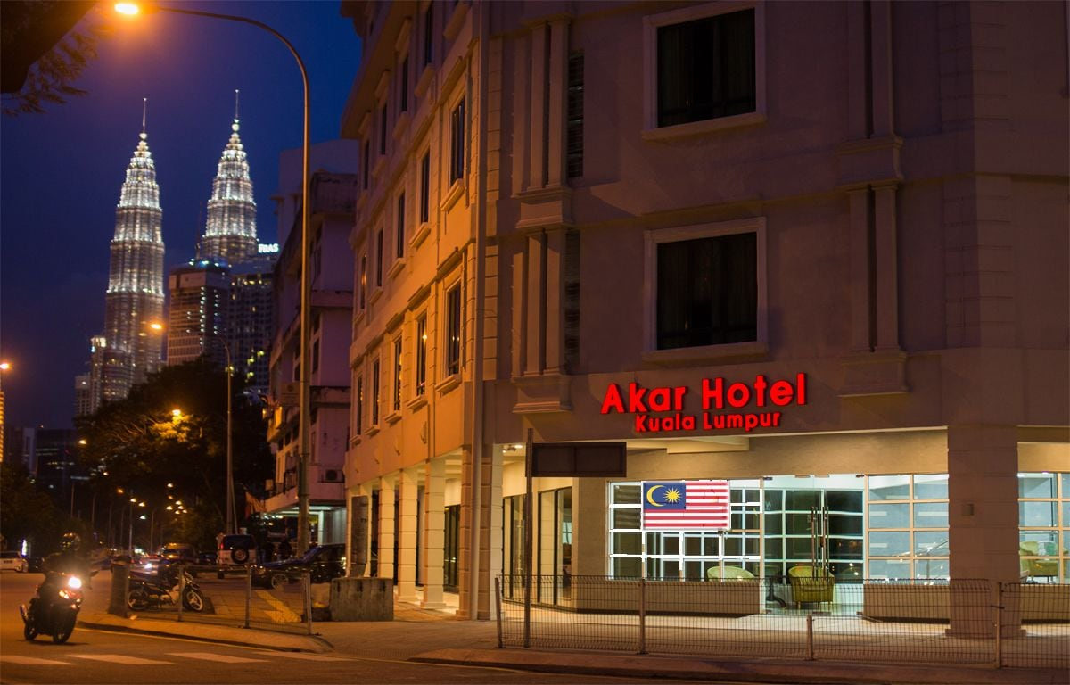 Akar Hotel Jalan TAR, Kuala Lumpur
