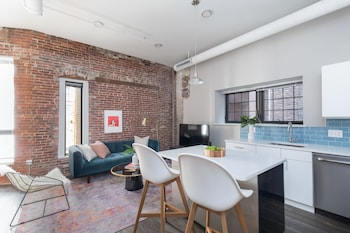 Charming 2BR in Downtown Crossing by Sonder photo