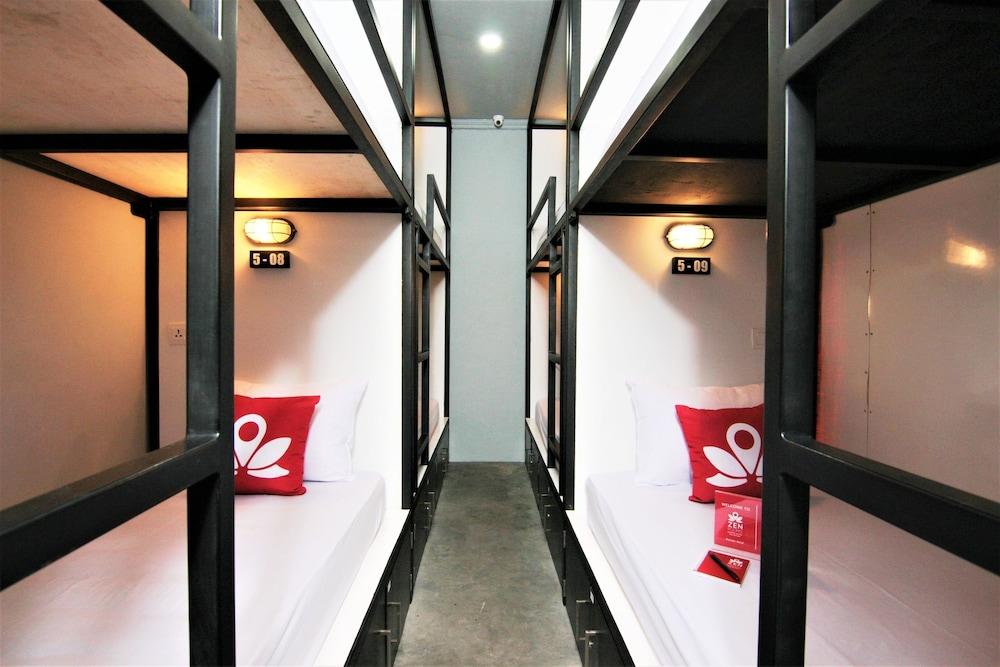 ZEN Hostel Jalan Patimura Legian
