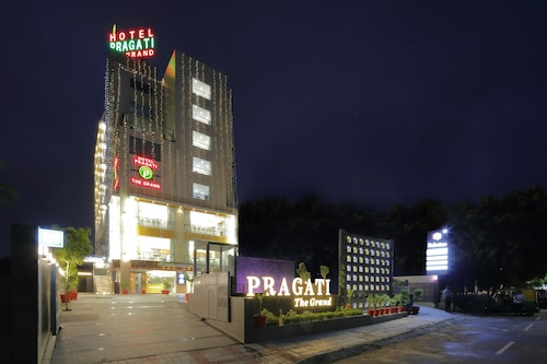 Hotel Pragati The Grand, Ahmadabad