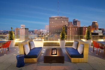 新奧爾良市中心/運河街唐普雷斯套房飯店 TownePlace Suites New Orleans Downtown/Canal Street