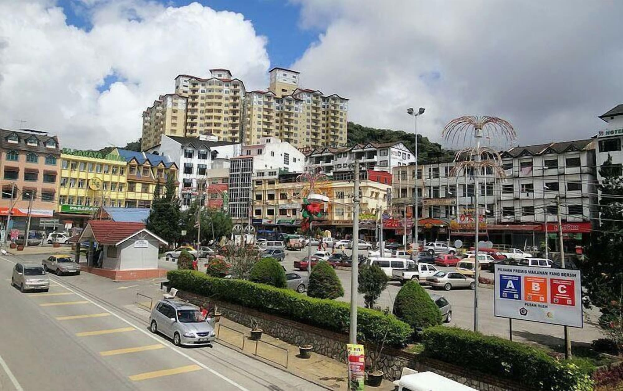 Aaron Apartment at Crown Imperial, Cameron Highlands