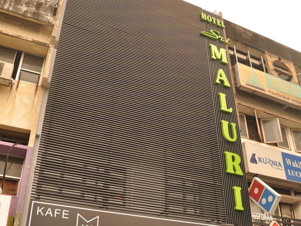 スリ マルリ ホテル