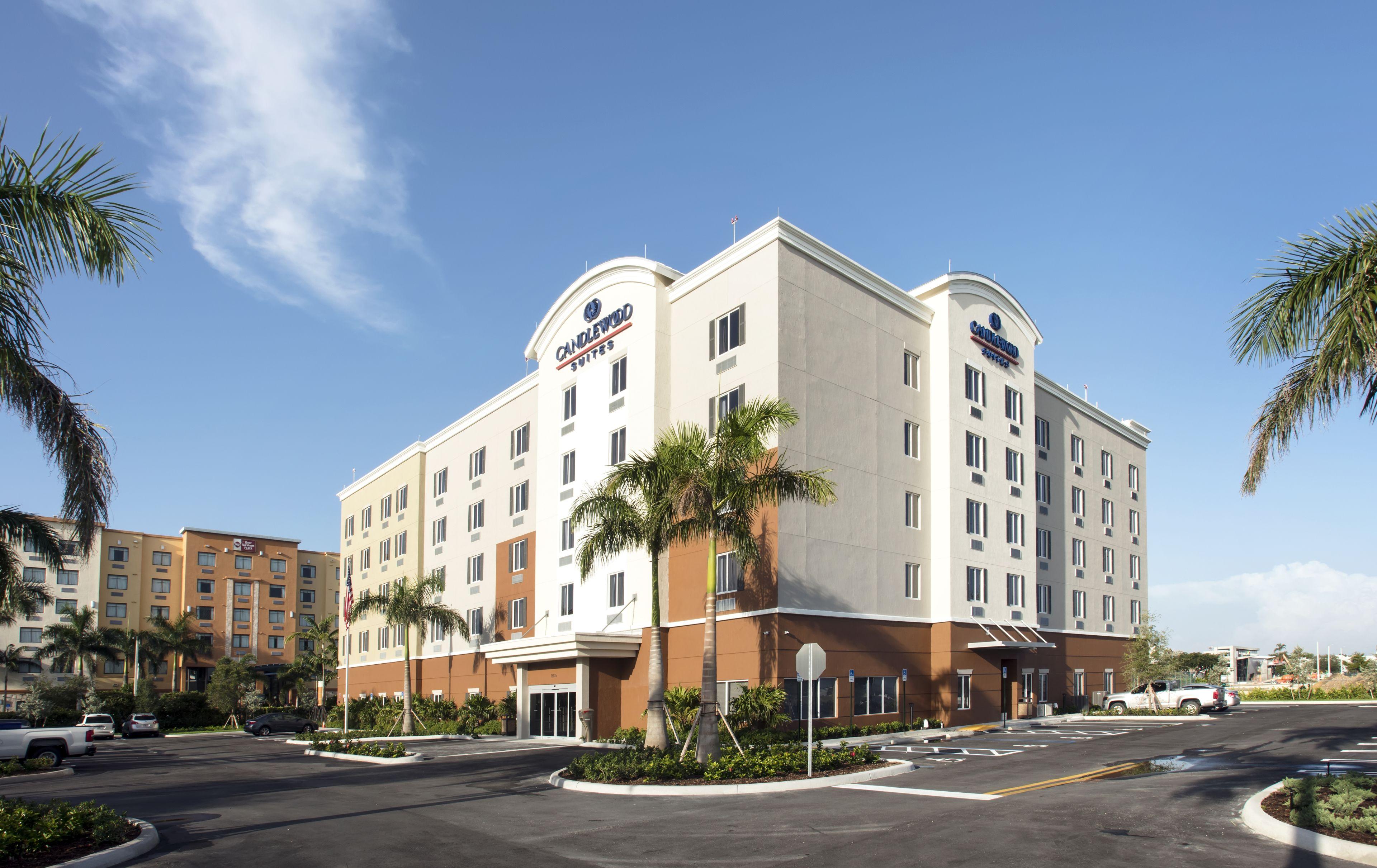 Candlewood Suites Miami Executive Arpt Kendall