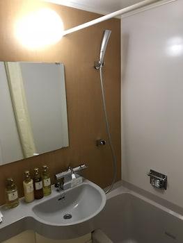 VIA INN HIROSHIMA Bathroom