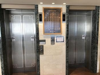 VIA INN HIROSHIMA Hallway