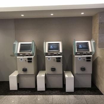 VIA INN HIROSHIMA Check-in/Check-out Kiosk
