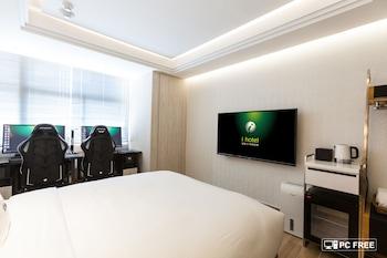 アイ ホテル中壢 (i Hotel 曖時租旅店中壢館)