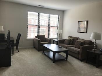 Deluxe Apartment, 1 Queen Bed