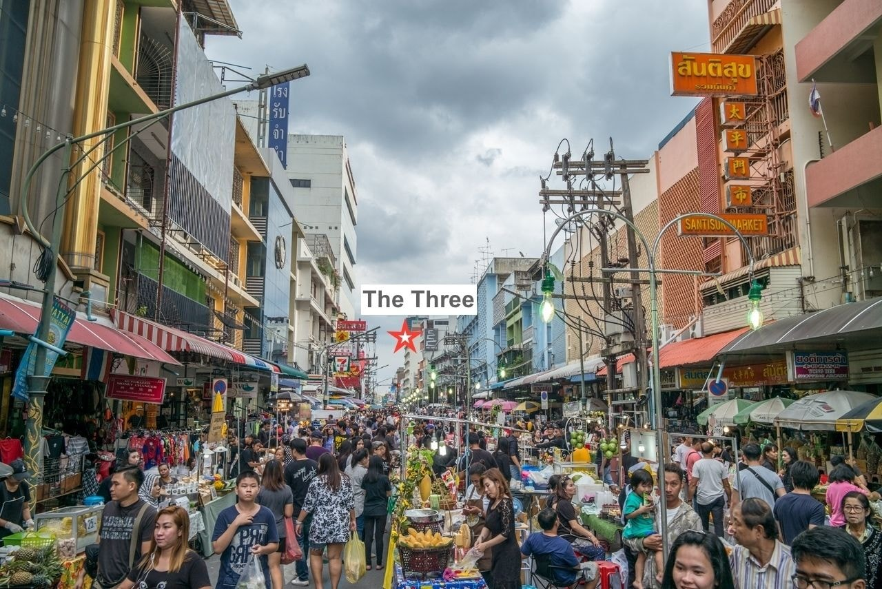 The Three Hat Yai, Hat Yai