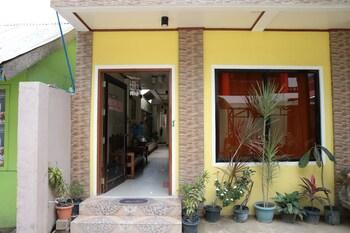FAITH RICA PENSION Property Entrance