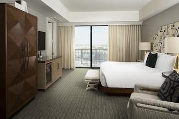 Guestroom at Hotel ZaZa Houston Memorial City in Houston