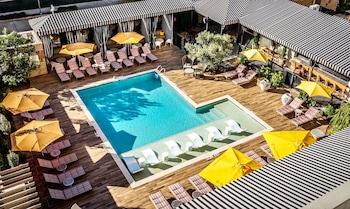 紮紮休士頓紀念城飯店 Hotel ZaZa Houston Memorial City