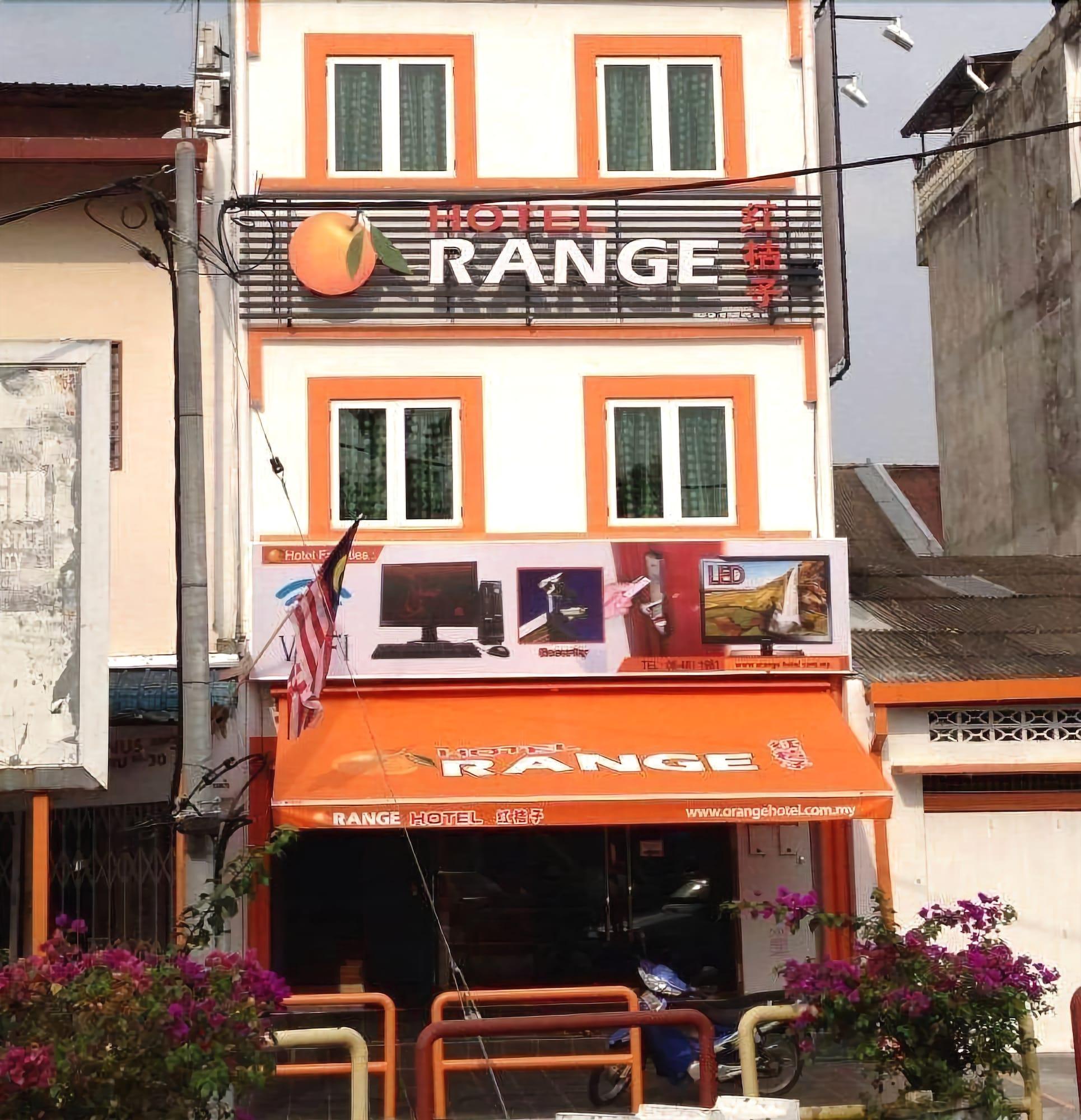 Red Orange Hotel, Kuala Pilah