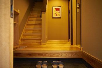 HANARE KYOTO KYOMACHIYA NISHIJIN Staircase
