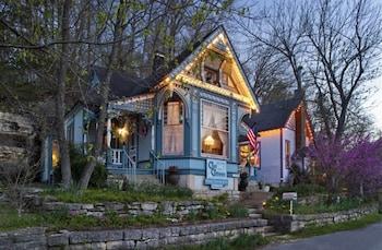 懸崖小屋旅館 - 維多利亞風格民宿與精品飯店 Cliff Cottage Inn - Victorian B&B and Boutique Hotel