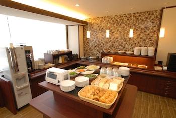 AB HOTEL NARA Breakfast Area