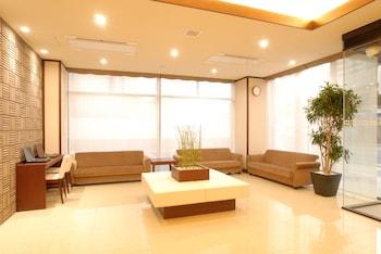 AB HOTEL NARA Lobby Sitting Area