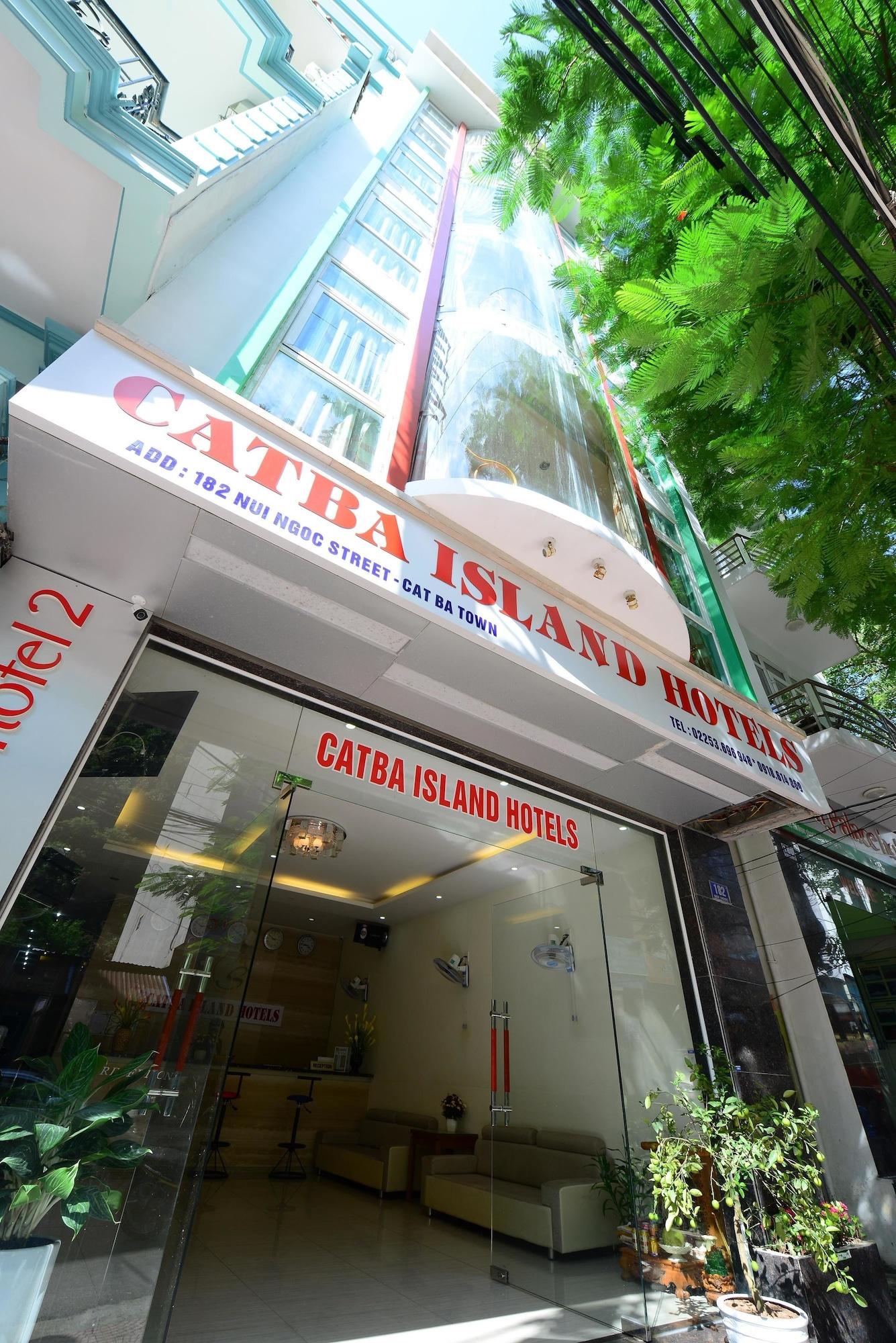 Catba Island Hotel, Cát Hải