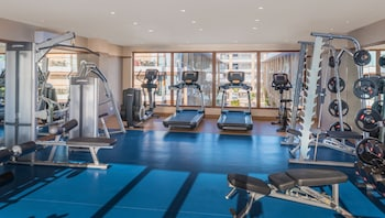 HENANN CRYSTAL SANDS RESORT Gym